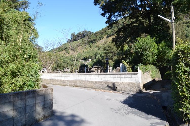 島津家墓地