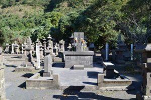 島津家の墓