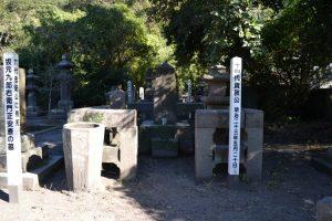 十四代 貴敦公 の墓