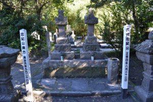 六代 忠紀公 の墓