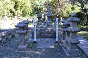 七代 久治公 の墓