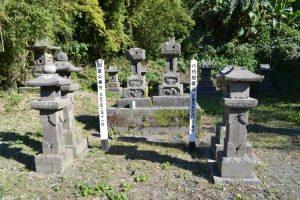 八代 忠直公 の墓