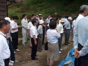 大隅地域文化財保護審議委員のメンバー