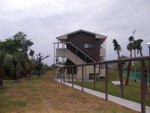 財宝 猿ヶ城ラドン療養泉と薩摩明治村