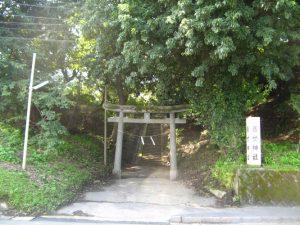 居世神社(こせじんじゃ)-1