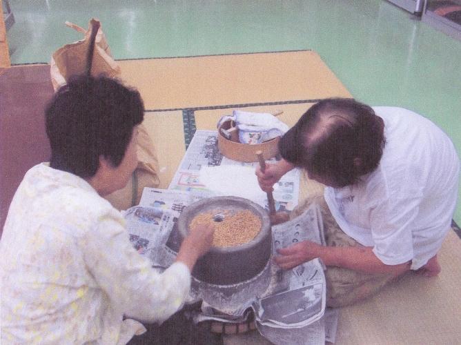 垂水の懐かしい食べ物-本城麺残