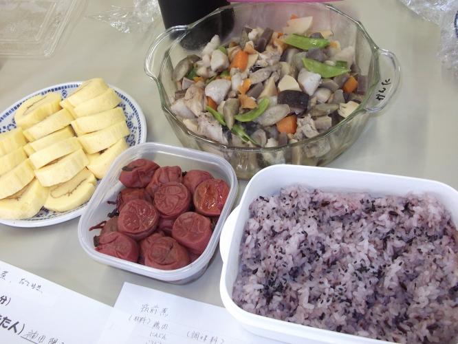 普段食べている家庭料理もどこか懐かしい味