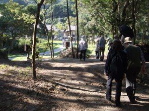 猿ヶ城渓谷 、お友達と川遊び?