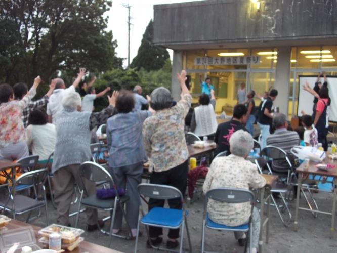 大野原夏祭りに行きました-1