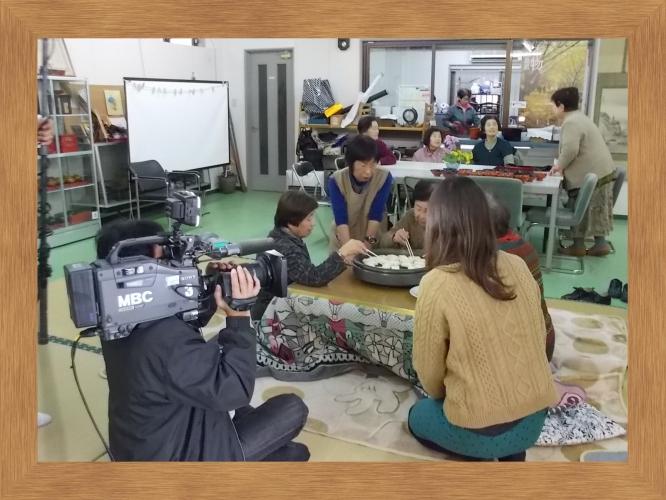 MBC「ズバかご」の取材を受けました-1