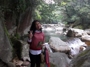 猿ヶ城渓谷