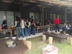 民泊(インドネシア)IN森の駅体験-1
