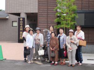 末吉町、山中貞則顕照館にいきました-2