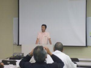 温泉再成会の和田さん