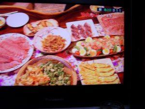 涼子さんの手料理