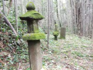 町田家老の供養塔