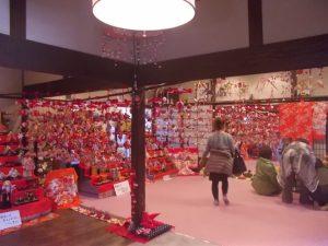 東串良ひっとべ会ひな祭り-2