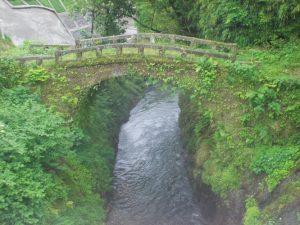 江戸時代(1790)に出来た恒吉太鼓橋
