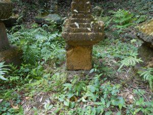 本城祉伊地知家の墓