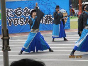 たるみずYOSAKOI祭り大盛況-1