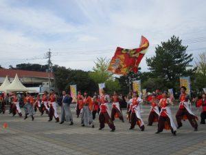 たるみずYOSAKOI祭り大盛況-3