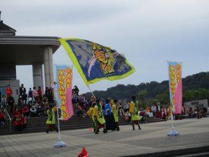 たるみずYOSAKOI祭り大盛況-5