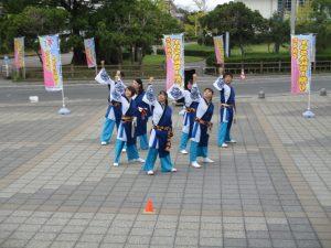たるみずYOSAKOI祭り大盛況-4